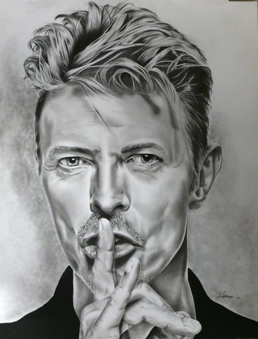 David Bowie por coco11